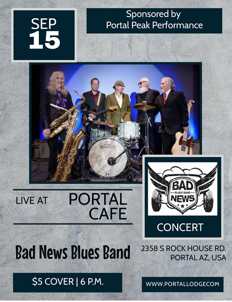 Bad News Blues Band